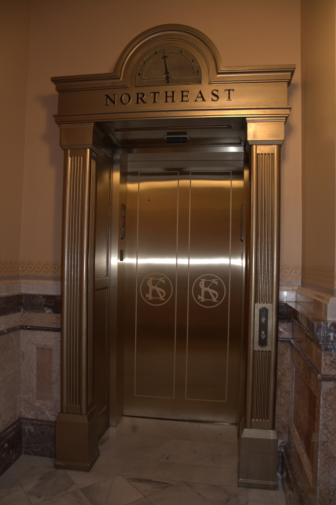 Public Elevator - Northeast