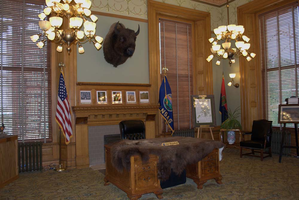 Governor's ceremonial office