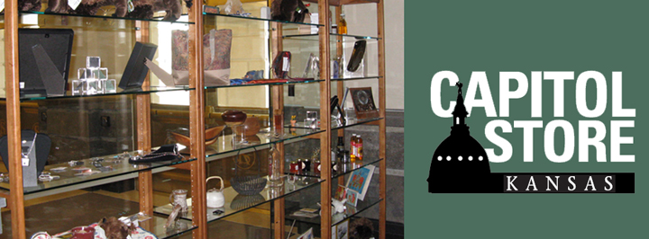Shop in the Capitol Store at the Kansas State Capitol
