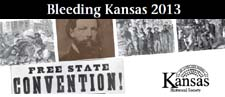 2013 Bleeding Kansas Series poster