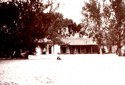 Pratt's ranch in Studley