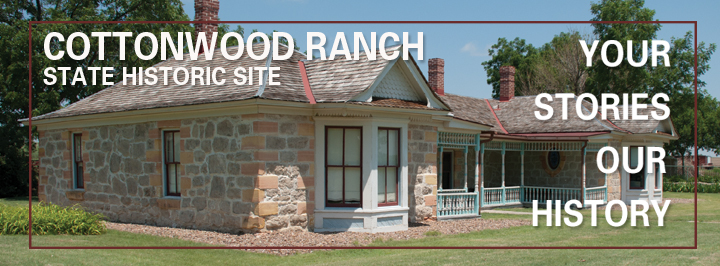 Cottonwood Ranch State Historic Site, Studley