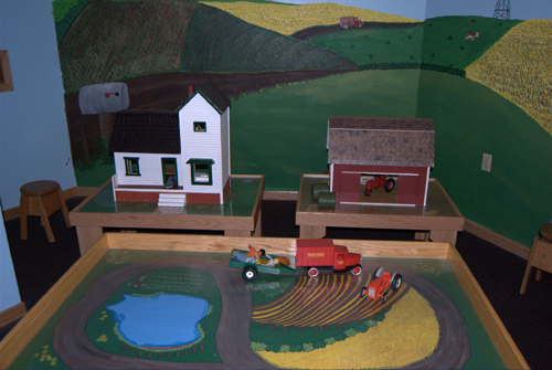 Farm at Discovery Place
