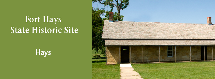 Fort Hays State Historic Site, Hays