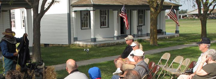 Fort Hays State Historic Site, Hays