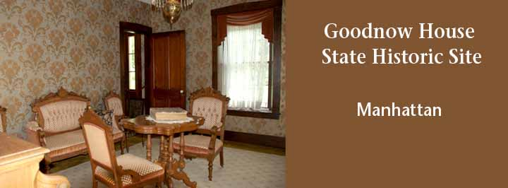 Goodnow House State Historic Site, Manhattan