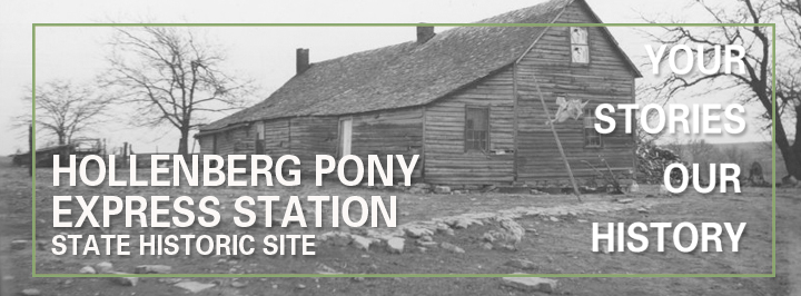 Hollenberg Pony Express Station State Historic Site, Hanover