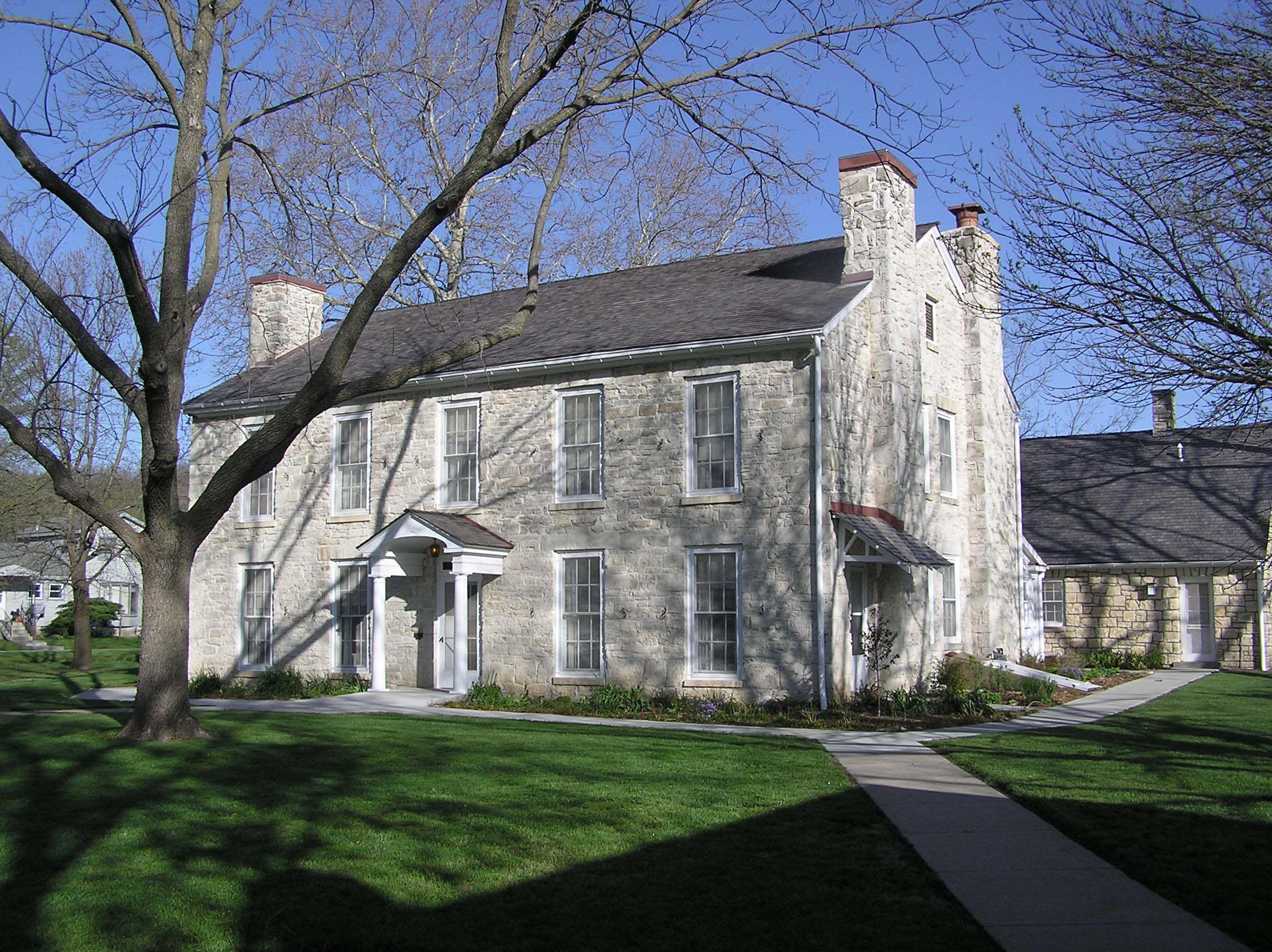 Kaw Indian Mission Council Grove