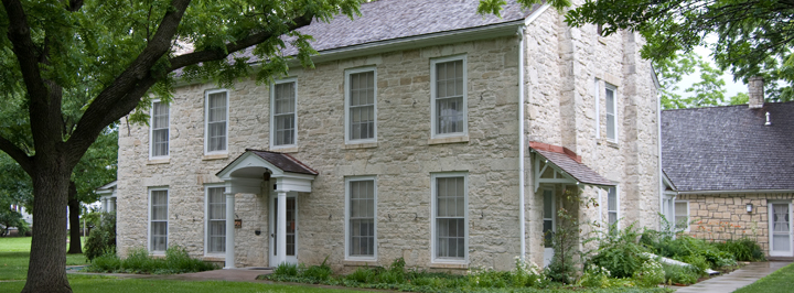 Kaw Mission State Historic Site, Council Grove