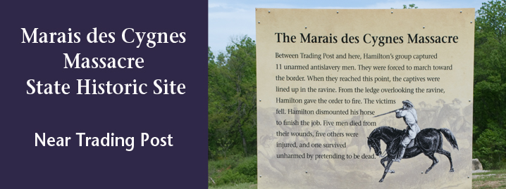 Marais des Cygnes Massacre State Historic Site