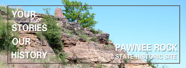 Pawnee Rock State Historic Site, Pawnee Rock