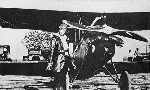 Amelia Mary Earhart was born