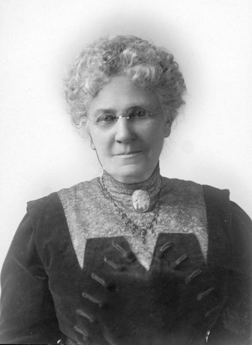 Lucy Browne Johnston