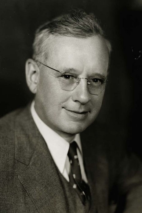 Portrait of Alfred M. Landon, 1936