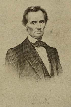 Abraham Lincoln, 1850s