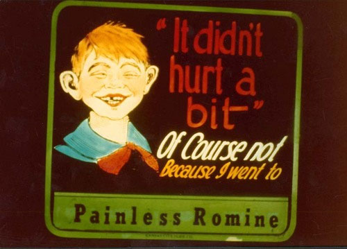 Painless Romine