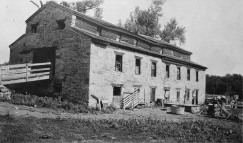 Powatomi Mission, 1930