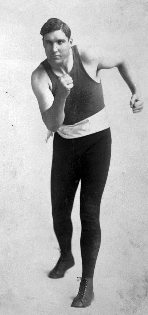 Photograph of Jess Willard, 1919