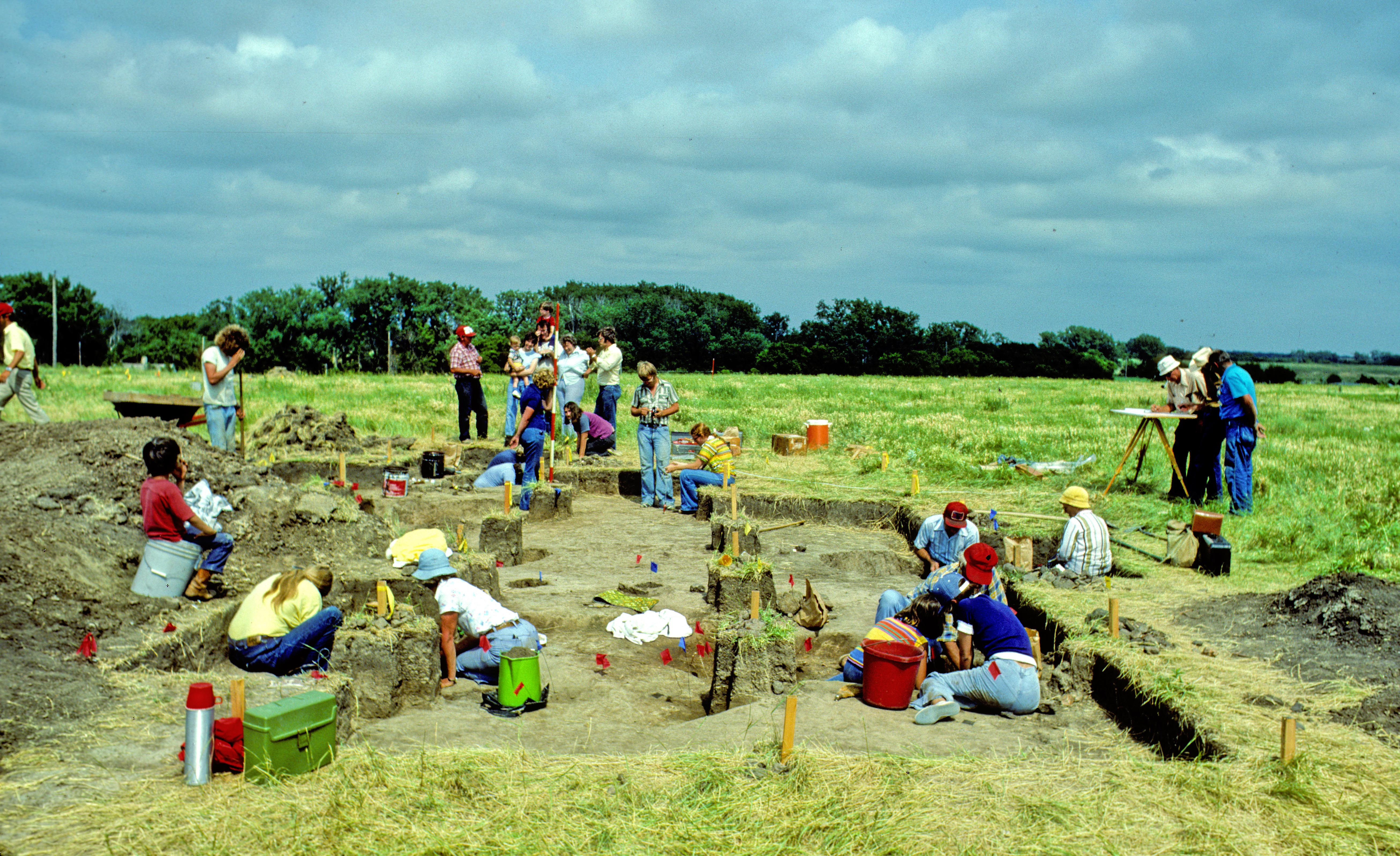 Kansas Archeology Training Program - Tobias site