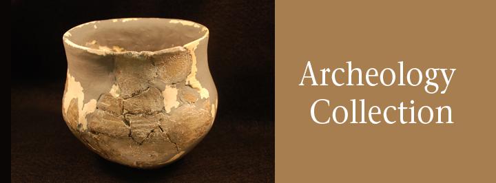 Kansas Historical Society archeology collections