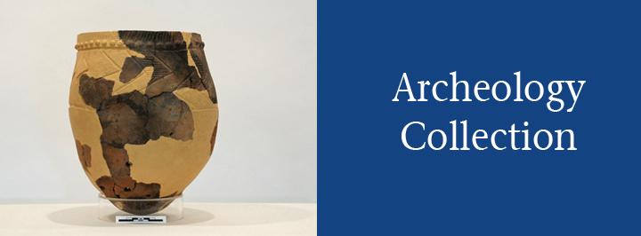 Kansas Historical Society archeology collection