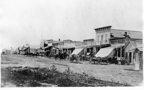 Dodge City Ford County Kansapedia Kansas Historical