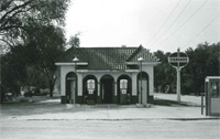 Englewood Standard Oil Station