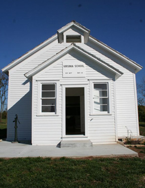 Virginia School, Shawnee (Johnson County)