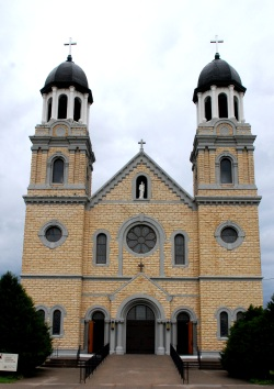 St. Joseph Church, Damar - Rooks County