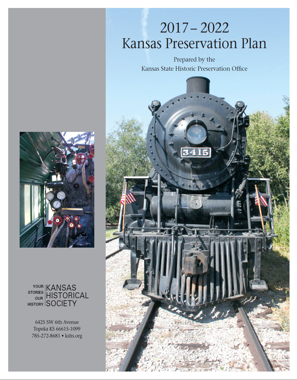 2011-2016 Kansas Preservation Plan