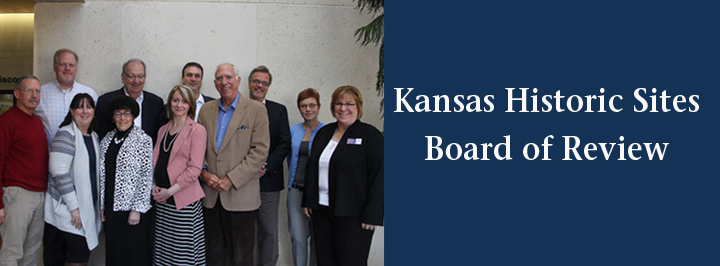 Kansas Historic Sites Board of Review