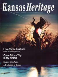 Kansas Heritage, Winter 2003