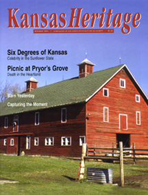 Kansas Heritage, Summer 2006