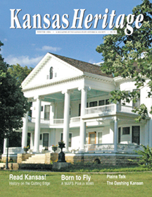 Kansas Heritage, winter 2006, last issue