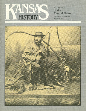 Kansas History, Autumn 1983