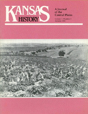 Kansas History, Autumn 1984