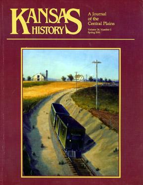 Kansas History, Spring 2001