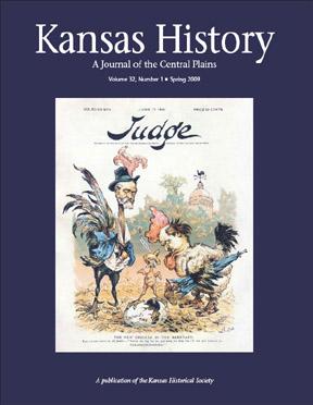 Kansas History, Spring 2009