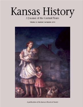 Kansas History, Autumn 2010