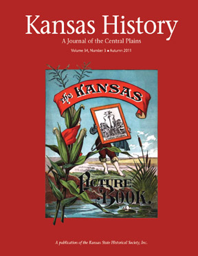 Kansas History: A Journal of the Central Plains, Autumn 2011
