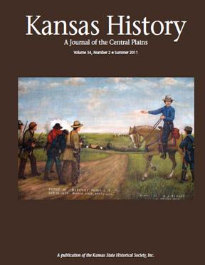 Kansas History, Summer 2011