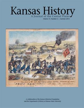 Kansas History, Summer 2014