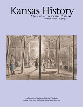 Kansas History, Spring 2015