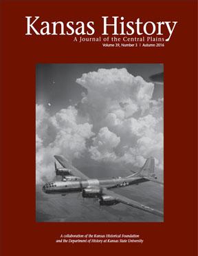 Kansas History, Autumn 2016