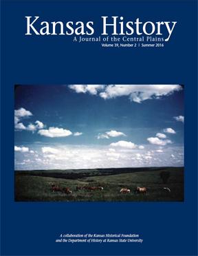 Kansas History, Summer 2016
