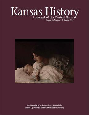 Kansas History, Autumn 2017