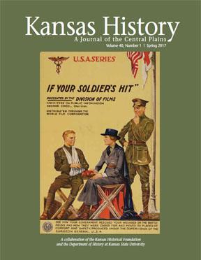 Kansas History, Spring 2017