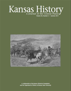Kansas History, Summer 2017