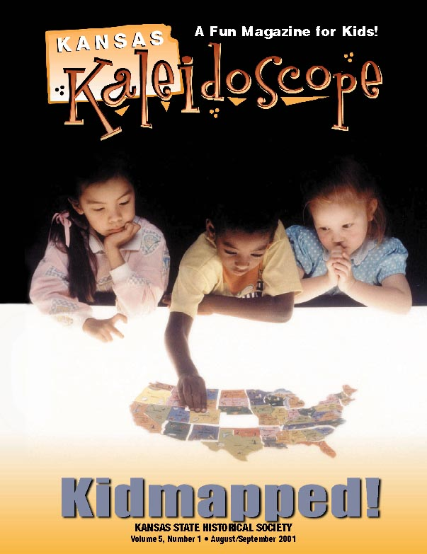 Kansas Kaleidoscope, August/September 2001