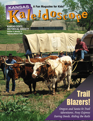 Kansas Kaleidoscope, February/March 2001